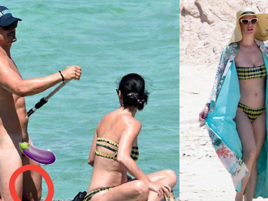 Katy Perry repite bikini