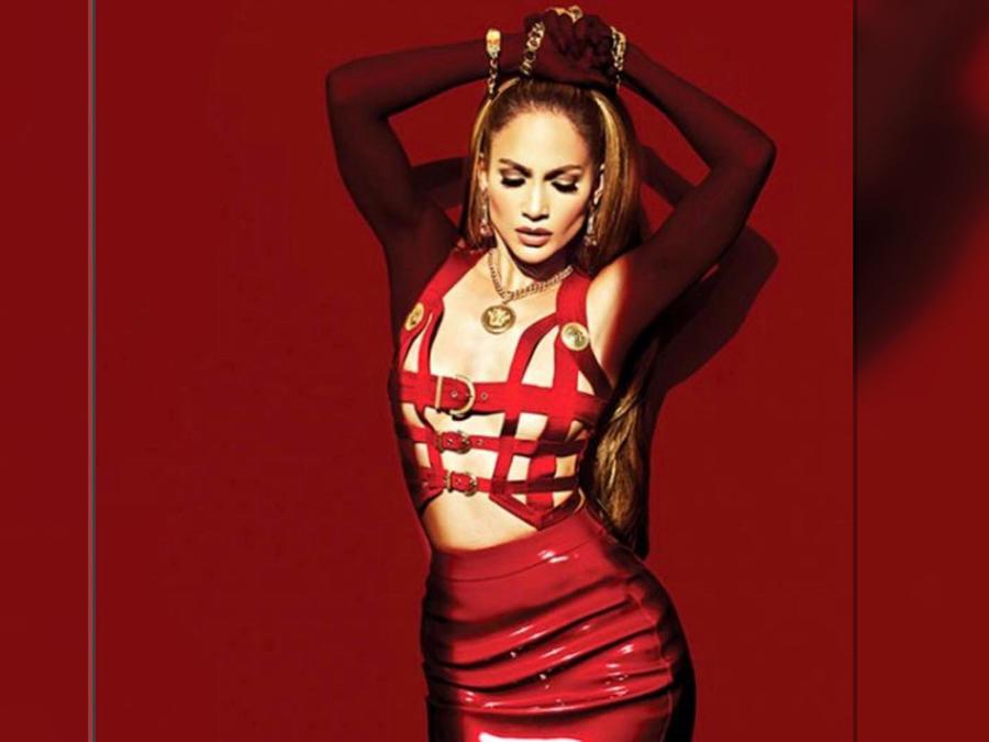 Jennifer Lopez comparte recuerdo en Instagram