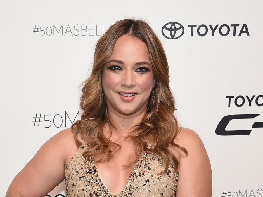 """Adamari Lopez  en los """"50 más bellos de People en Español"""""""