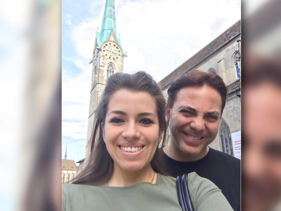 Cristian Castro se separó en su luna de miel