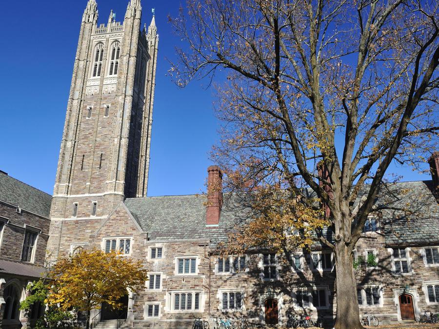 Edificio Madison Hall, en la Universidad de Princeton