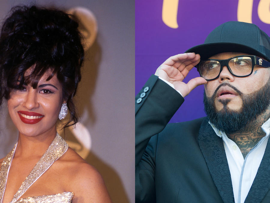 Selena Quintanilla's Brother Abraham Quintanilla is on Top 10 most wanted