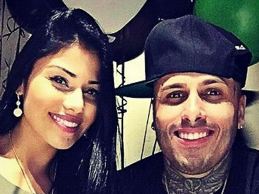 Angélica Cruz y Nicky Jam