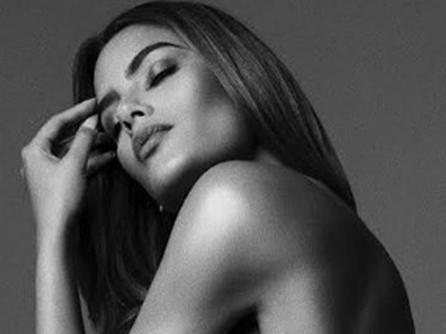 Ariadna Gutiérrez topless
