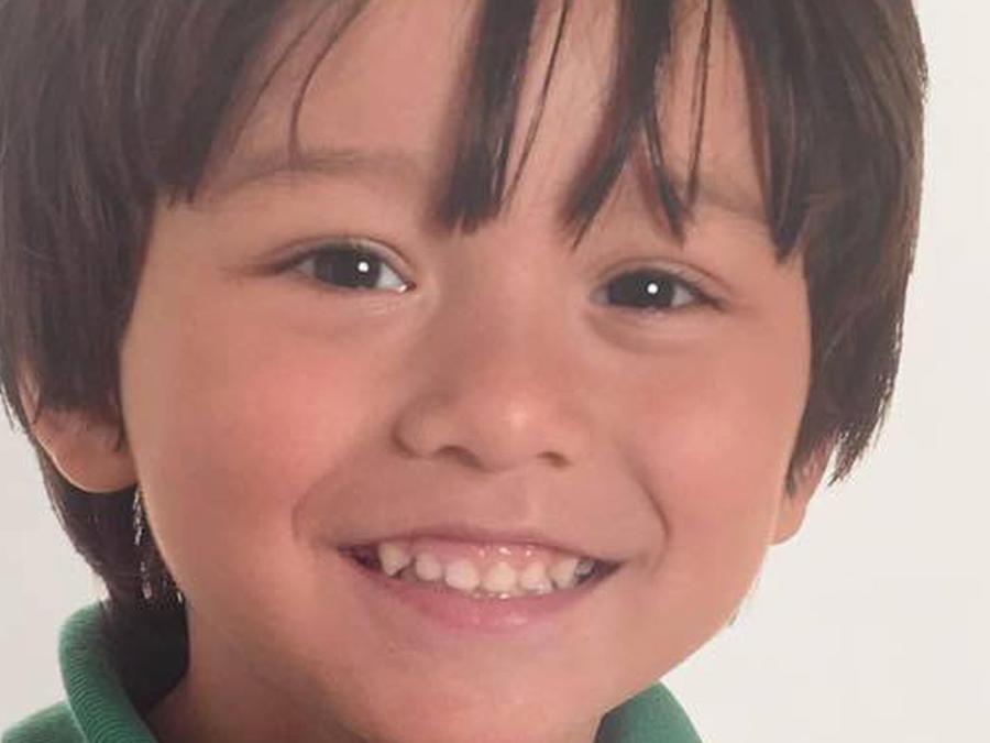 Julian Alessandro Cadman, el niño australiano que falleció en el ataque terrorista en La rambla de Barcelona