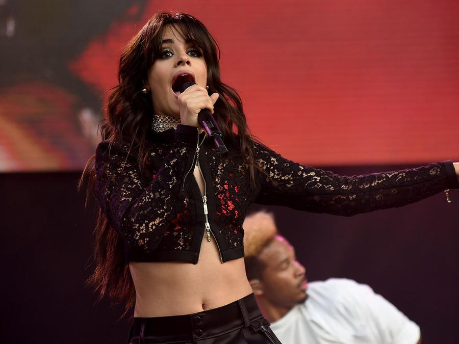 Camila Cabello 2017 Billboard HOT 100 Music Festival