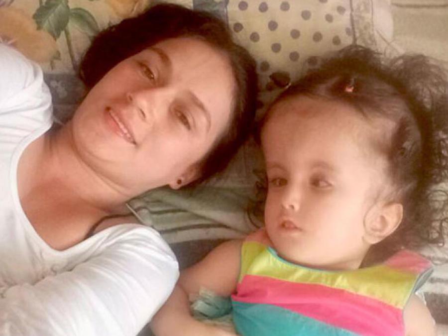 Jenny Marcela Jaramillo y María Camila
