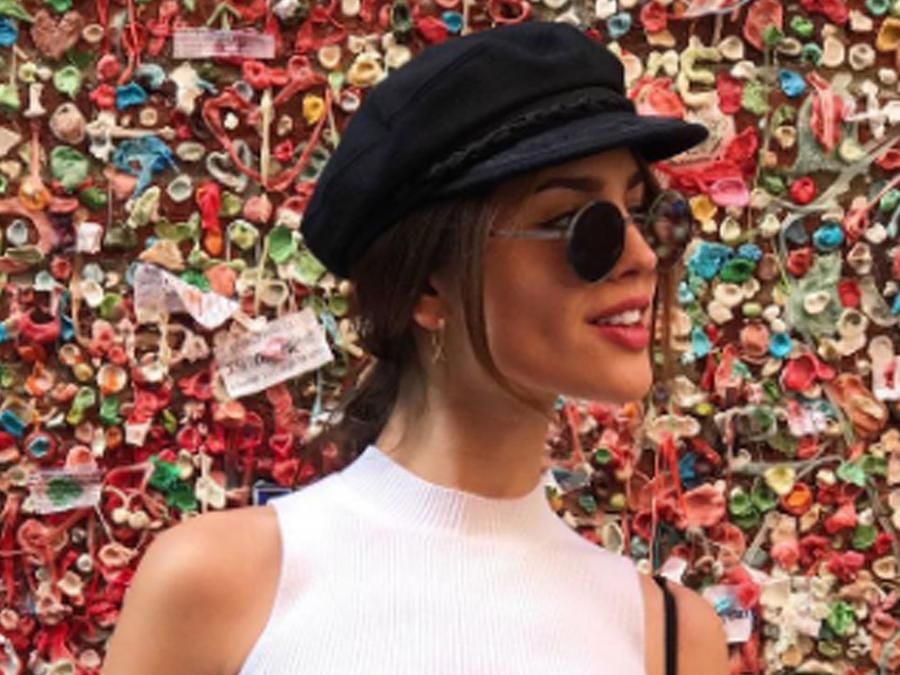La actriz Eiza González provoca asco en Instagram con esta foto
