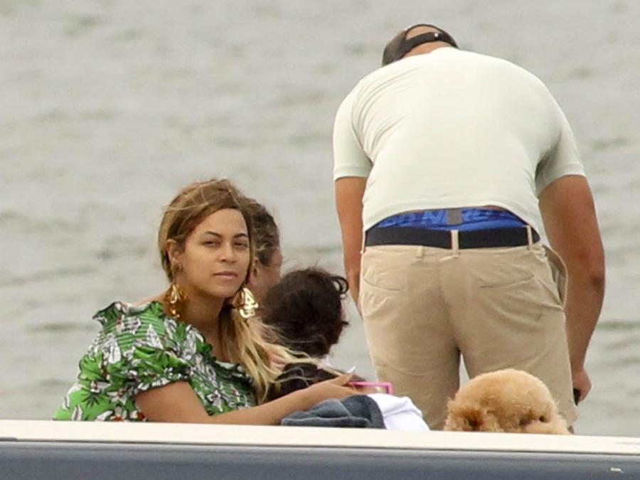 Beyoncé sin maquillaje 1
