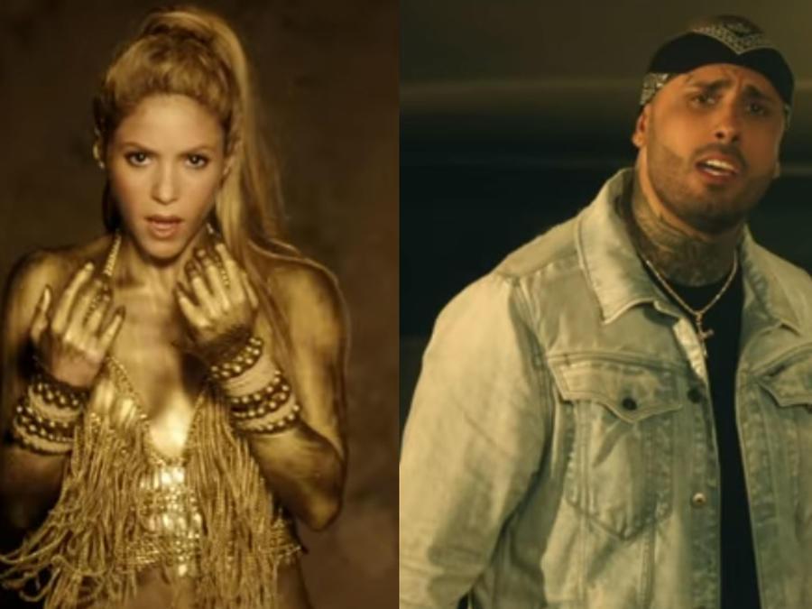 """Shakira mueve sus sexis caderas en """"Perro Fiel"""""""