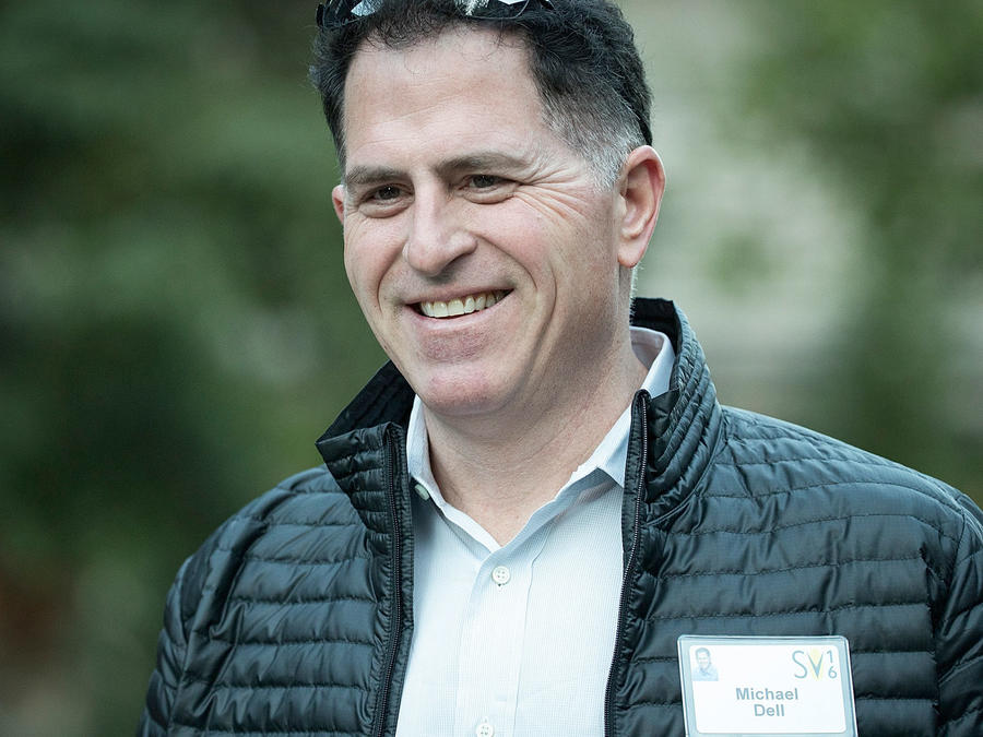Michael Dell, CEO de Dell