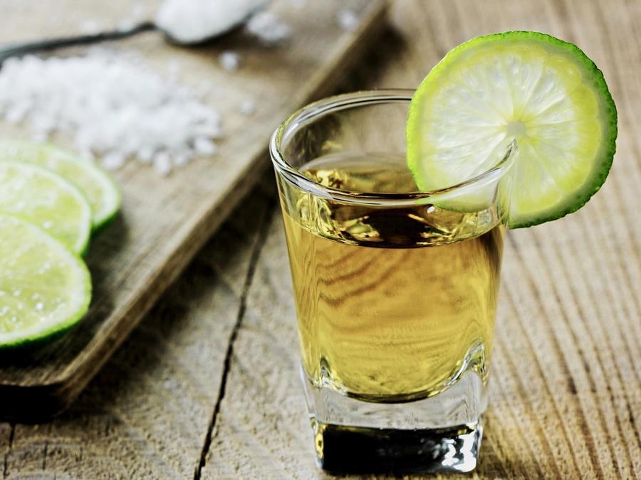 Tequila limón y sal