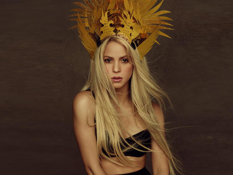 Shakira foto promocional El Dorado