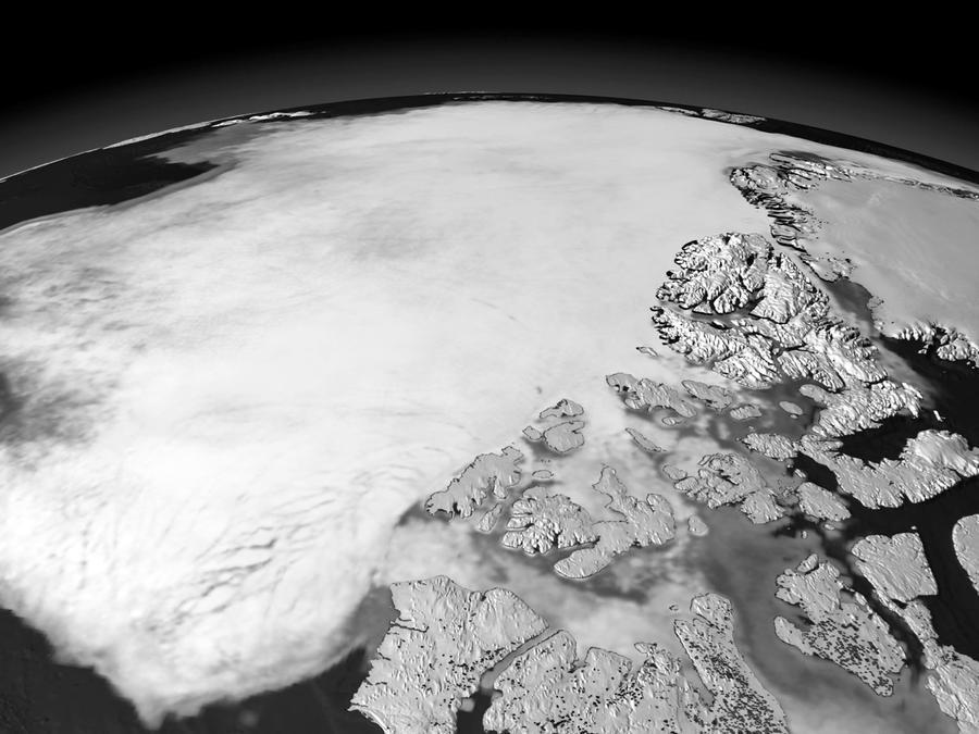 Planeta de hielo