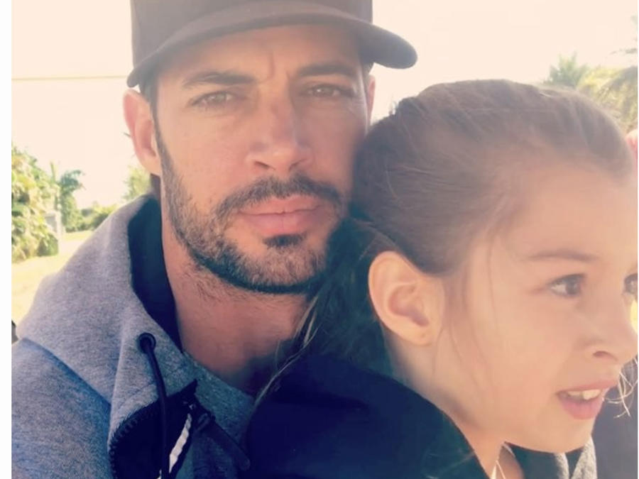 William Levy con Kailey