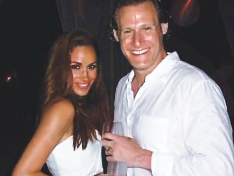 Meghan Markle y su primer esposo