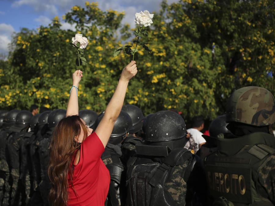Comienza escrutinio especial para definir nuevo presidente electo de Honduras