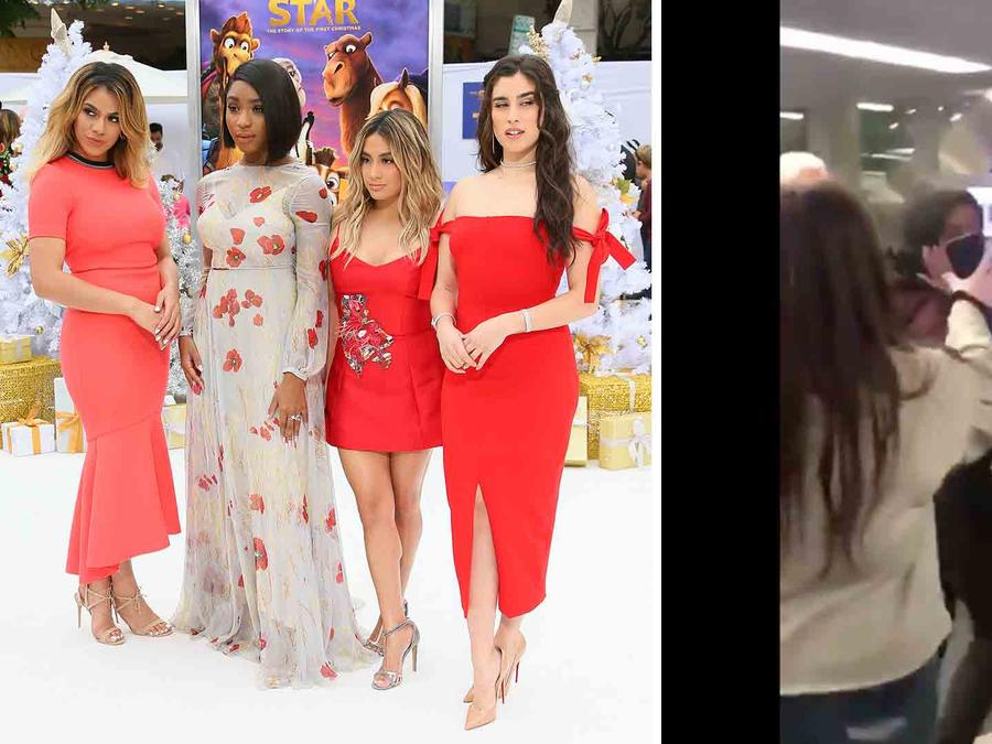 """Fifth Harmony Fans Enraged after Members Don't Stop for Photos: """"Camila Would Never!"""""""