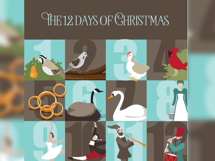 12 días de Navidad