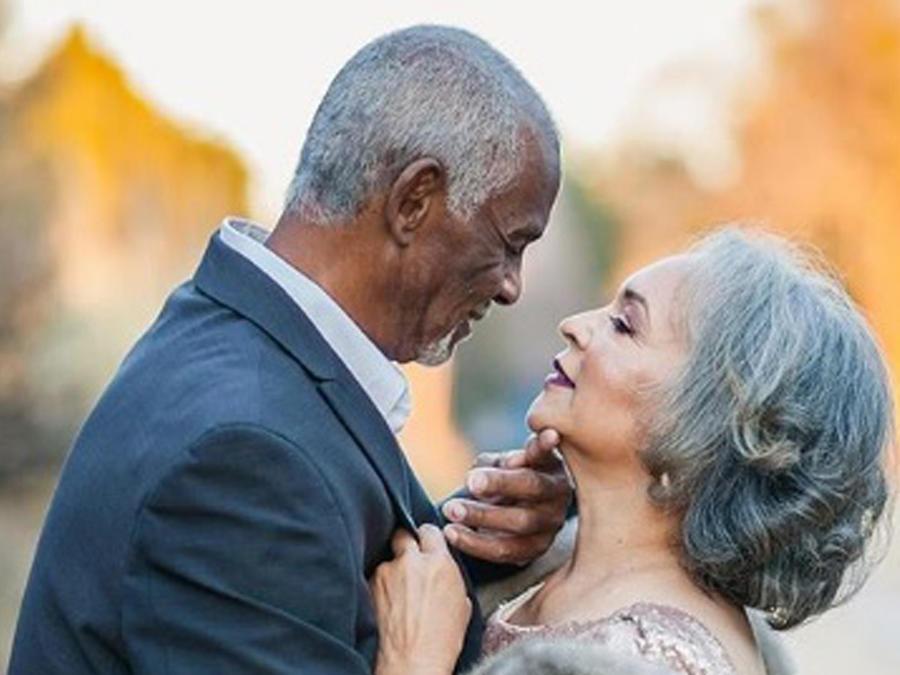 Marvin y Wanda Brewington