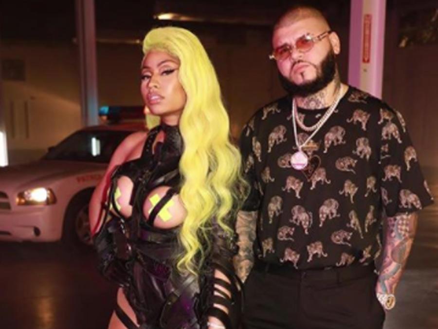 Nicki Minaj y Farruko