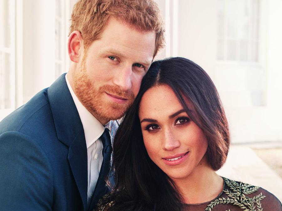 Te contamos cómo fue la historia de amor del Príncipe Harry y Meghan Markle