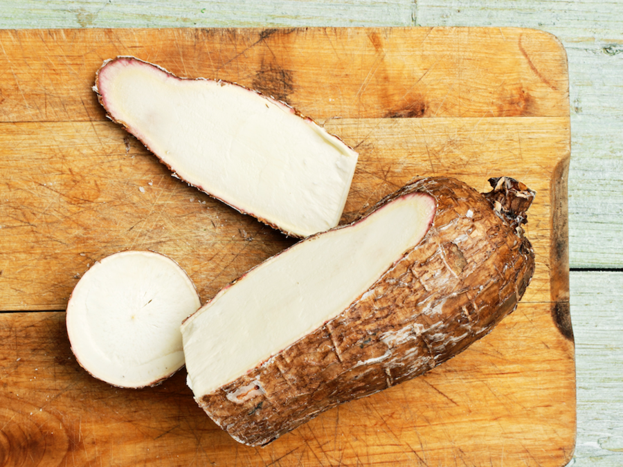 how to choose a yuca