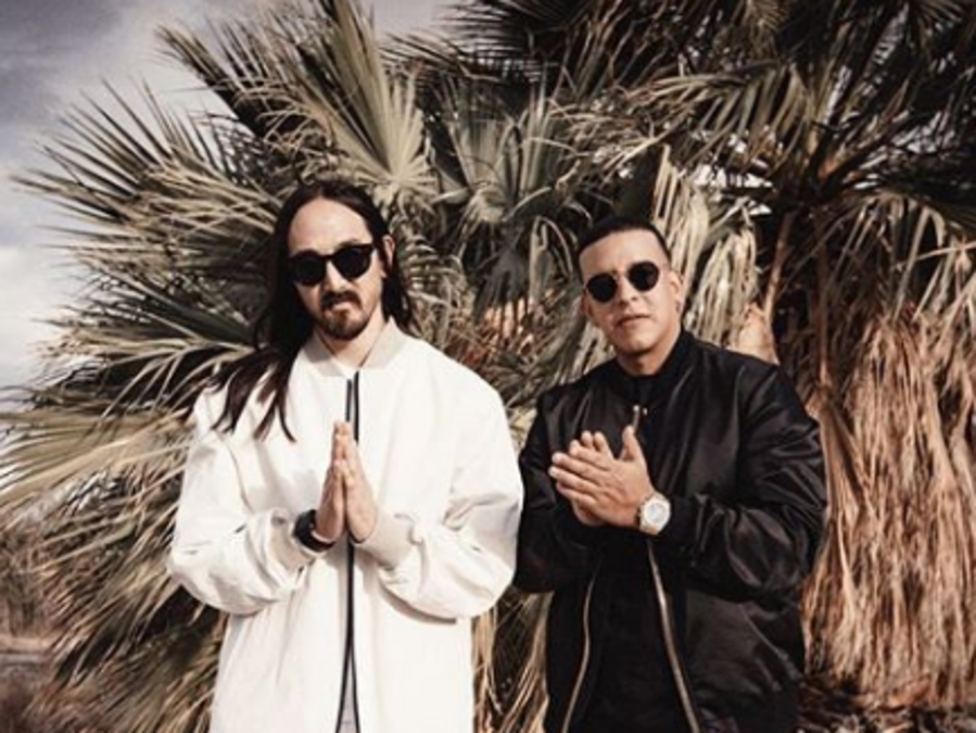 Steve Aoki and Daddy Yankee