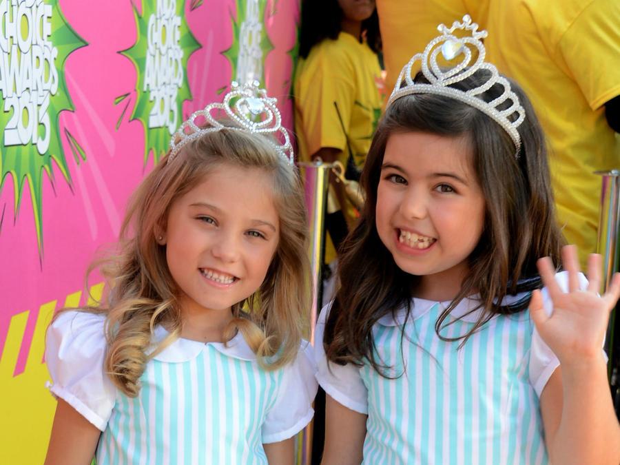 Sophia Grace y Rosie, 2013