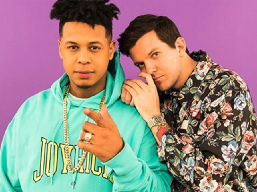 Fuego and Dillon Francis