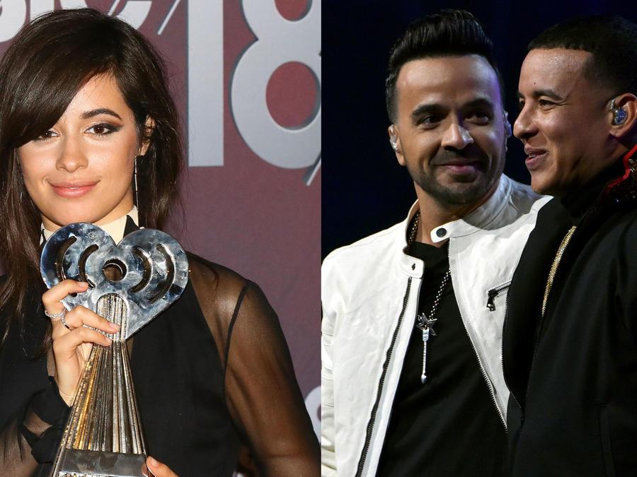 Premios iHeartRadio 2018