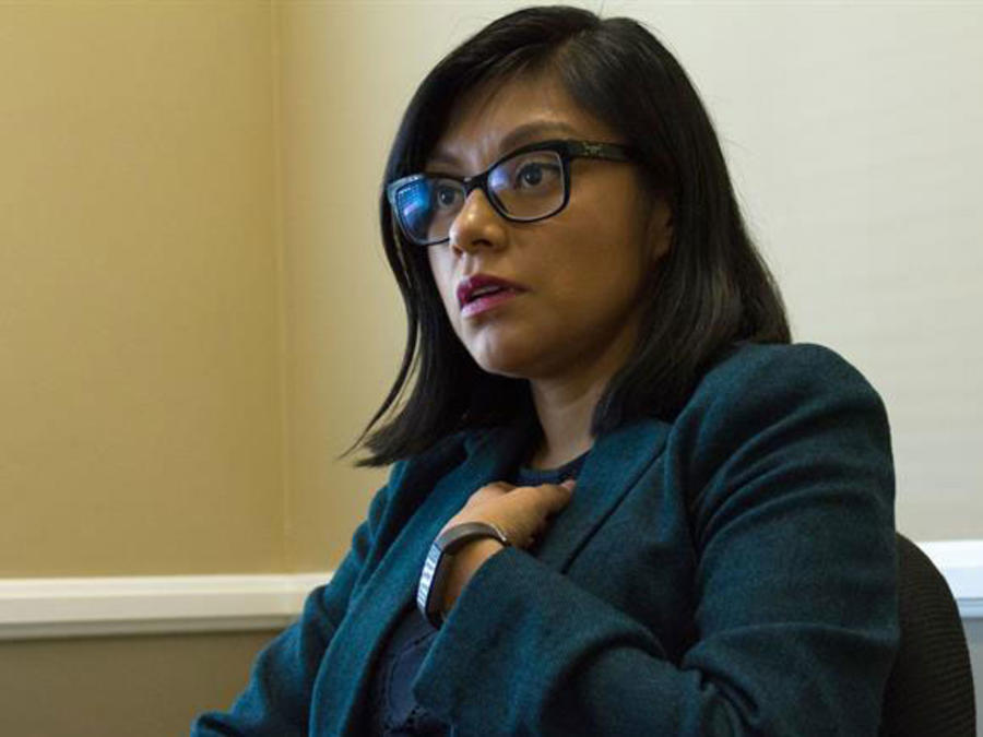 Activista indocumentada Lizbeth Mateo