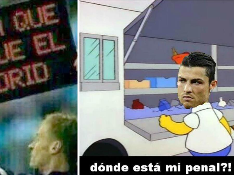 Memes partido Real Madrid-Juventus