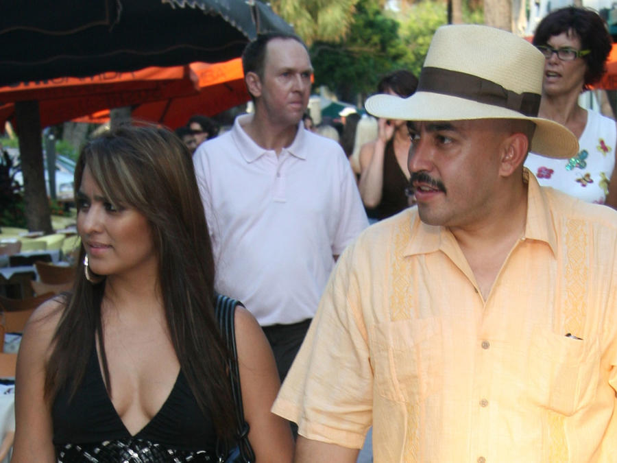 Mayeli Alonso y Lupillo Rivera