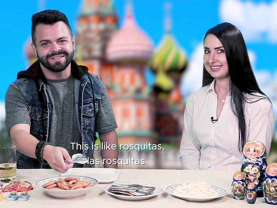russian food snacks