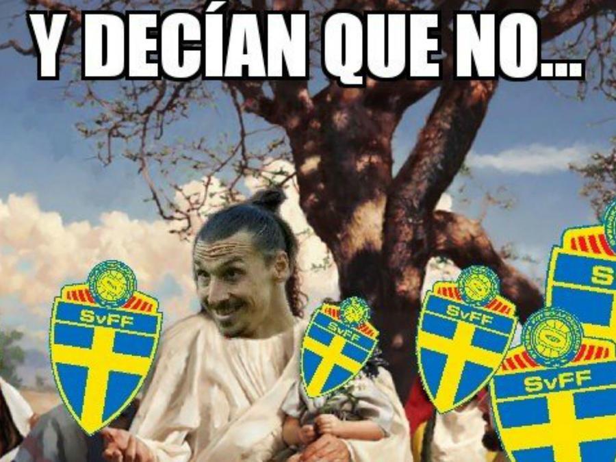 Meme de Zlatan