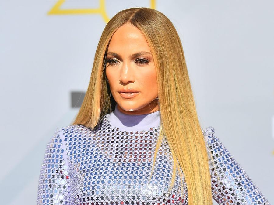 Jennifer Lopez en los Billboard