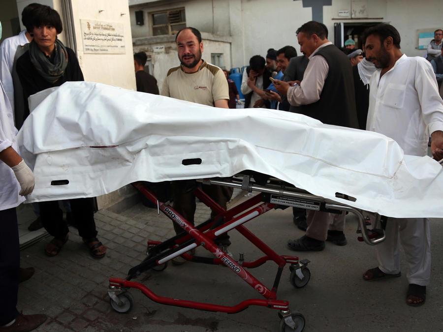 Una de las víctimas mortales en atentado contra un centro educacional en Kabul