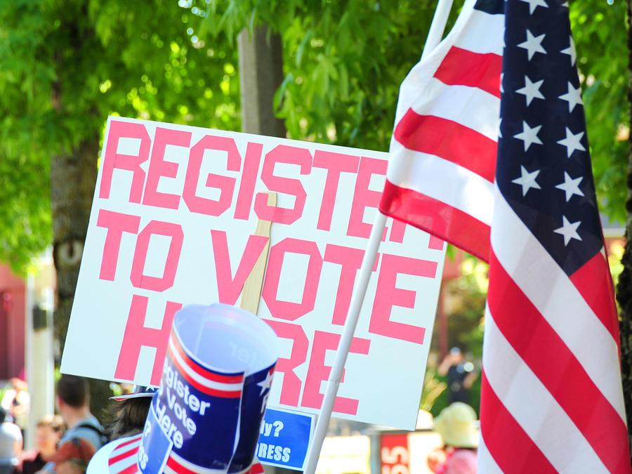 Regístrate para votar