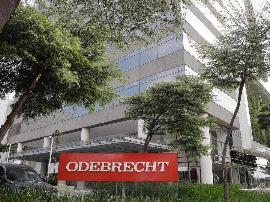 Sede de la constructora Odebrecht en Brasil