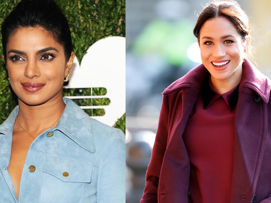 Meghan and Priyanka