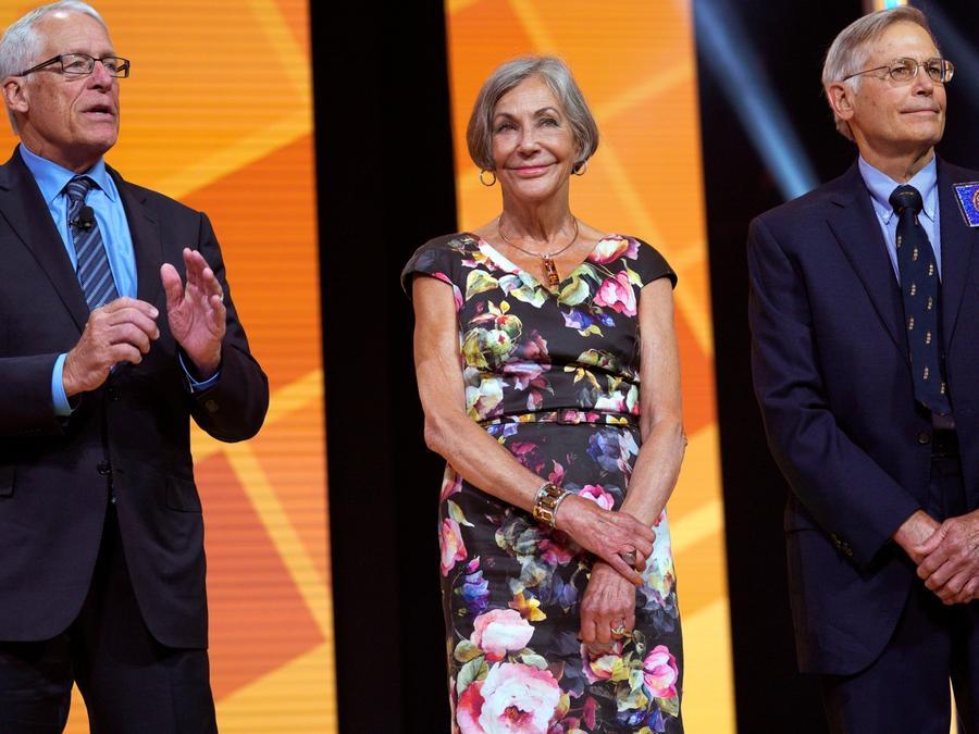 Rob Walton, Alice Walton y Jim Walton