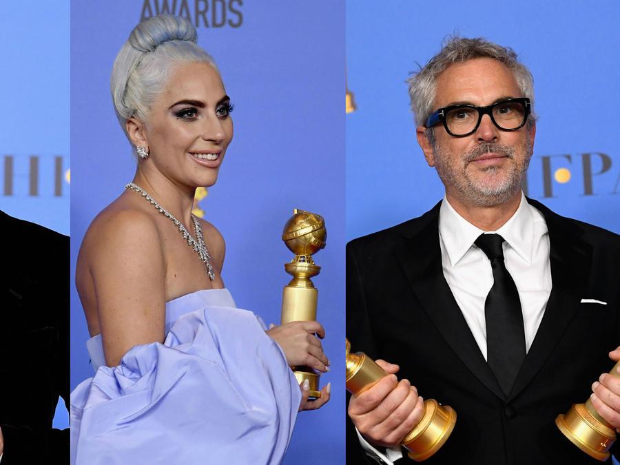 Ganadores de los Golden Globes 2019