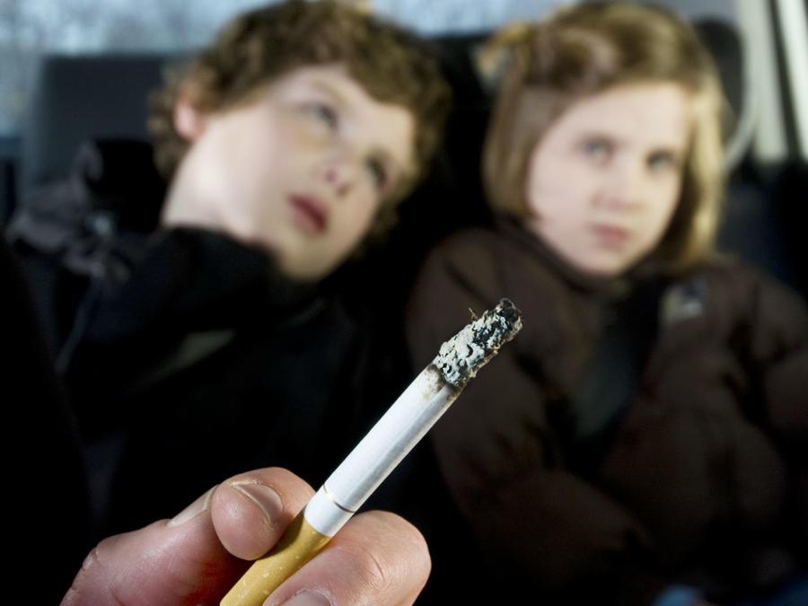 Fumadores pasivos