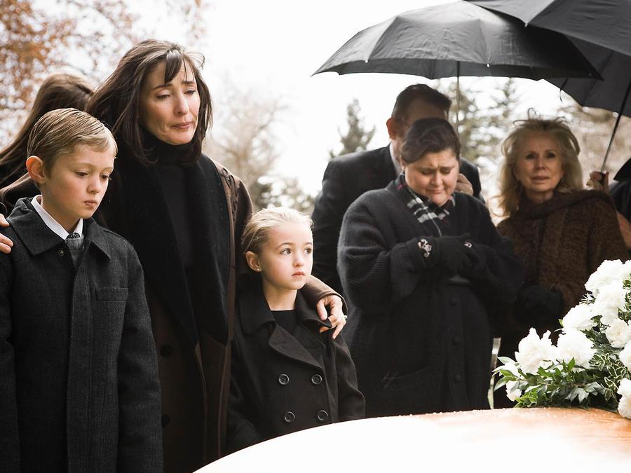 El testamento evita dolores de cabeza a los familiares.