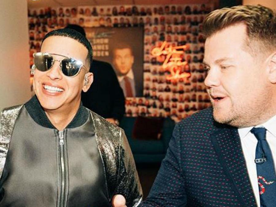Daddy Yankee con James Corden