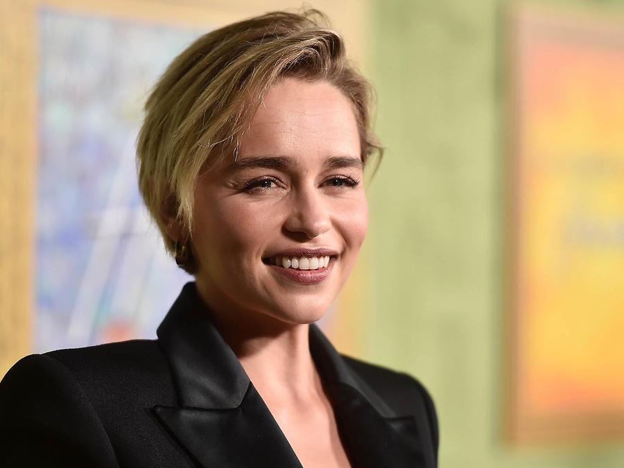 Emilia Clarke confesó que estuvo a punto de morir.