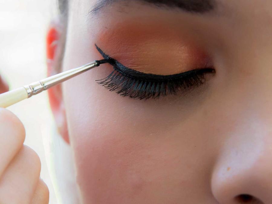 Maquillaje en los ojos