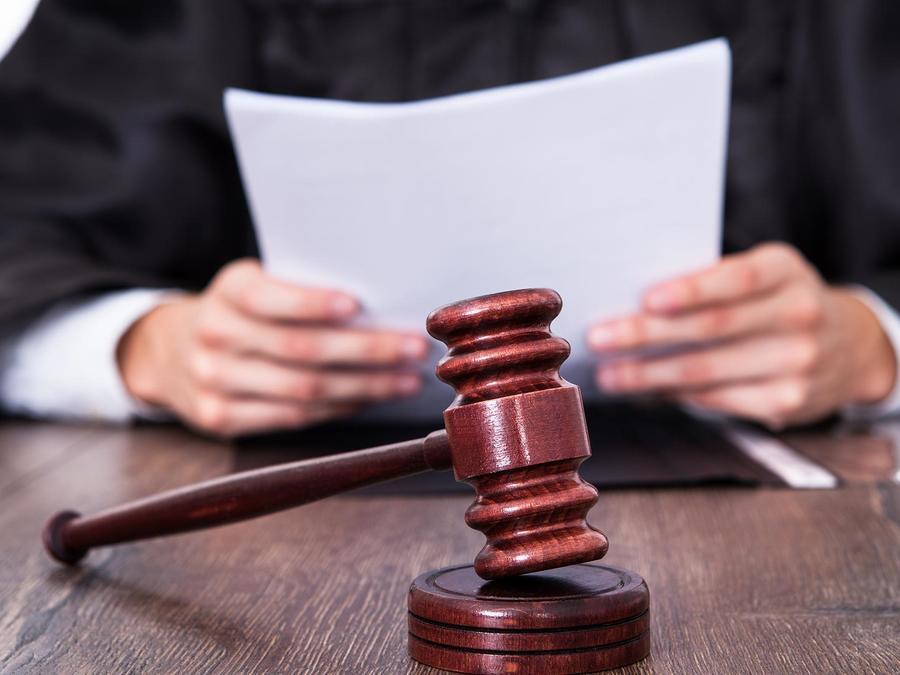 Un comité de ética ha recomendado suspender por tres meses sin sueldo al juez de Nueva Jersey John Russo.