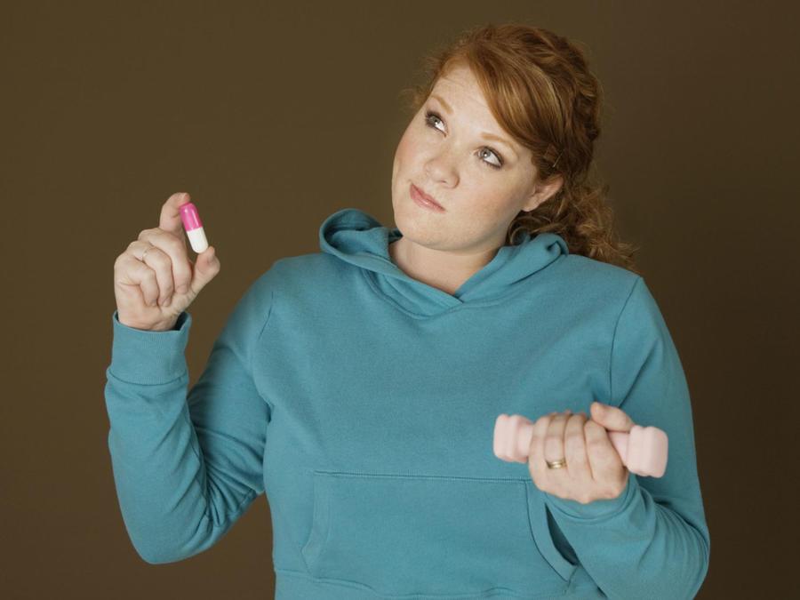 Medicamentos para bajar de peso